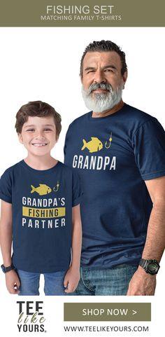 Custom Toddler T-Shirt Grandpas First Mate Grandpa Grandfather Cotton