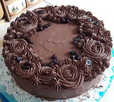Sweet Recipes, Tart, Cake Decorating, Sweets, Chocolate, Food, Beverages, Happiness, Bonheur
