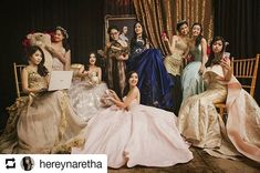 #Repost @hereynaretha    The Renaissance is a period in European history from the 14th to the 17th century regarded as the cultural bridge between the Middle Ages and modern history.  Catch us Final Fantasy II : Renaissance Core on Vita Tropica 3 - 5 November 2016.  #FFIIRenaissanceCore #vitatropica2016 #ThisisMiracle