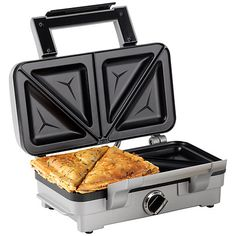 Buy Cuisinart GRSM1U Deep Filled Sandwich Maker Online at johnlewis.com