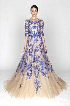 Gorgeous alternative wedding dress