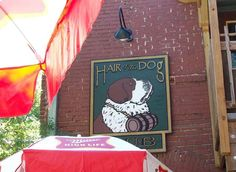 Hair of The Dog Downtown Chattanooga TN