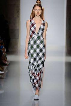 Victoria Beckham Printemps/Eté 2016, Womenswear - Défilés (#22614)