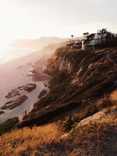 Point dume. Malibu, California | We wouldn't mind spending the summer here! #agacisummer
