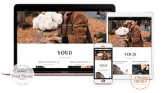 Youd - Theme & Template