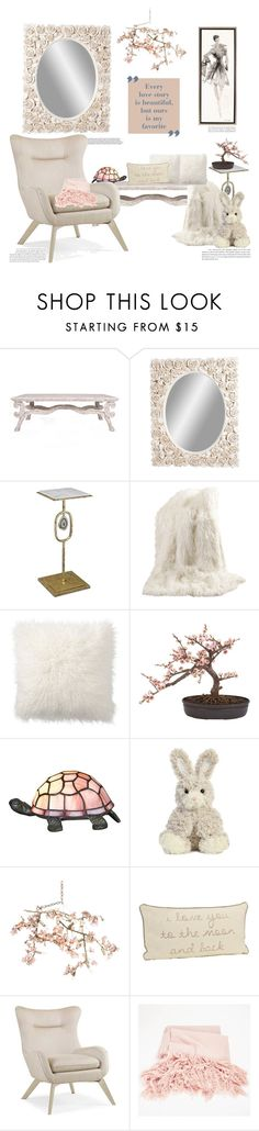 """""""Bedroom Suite"""" by alynncameron ❤ liked on Polyvore featuring interior, interiors, interior design, home, home decor, interior decorating, Bliss Studio, Laurence Llewelyn-Bowen, Regina-Andrew Design and Best Home Fashion"""