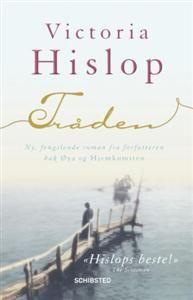 http://www.adlibris.com/no/product.aspx?isbn=8251656613   Tittel: Tråden - Forfatter: Victoria Hislop - ISBN: 8251656613 - Vår pris: 283,-
