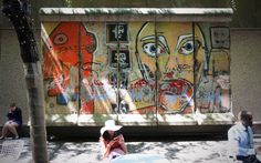 NYC's Top Concierges Secrets: Berlin Wall in Midtown East