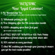 Welcome New Loyal Customer Tina!! Thank you so much for trusting me to be your It Works Wrap Girl!! She took advantage of the BOGO yesterday and got 2 boxes of Wraps for the price one! What a deal!!
