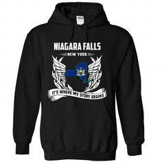 Niagara-Falls - #housewarming gift #creative gift. ACT QUICKLY => https://www.sunfrog.com/LifeStyle/Niagara-Falls-9735-Black-Hoodie.html?68278