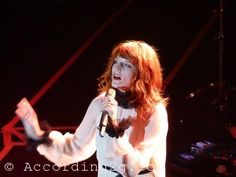 Florence...amazing voice
