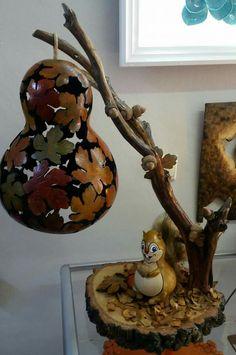 How To Dry Gourds, Mason Jar Art, Gourds Birdhouse, Gourd Lamp, Egg Art, Modern Ceramics, Nature Crafts, Creative Decor, Wind Chimes