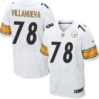 8d1f6dbea Nike Steelers David DeCastro White Men s Stitched NFL Elite Jersey And Ray  Lewis jersey