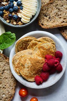 5 lunsjforslag til neste uke - Ida Gran Jansen Granola, French Toast, Pancakes, Oatmeal, Breakfast, Food, Omelet, The Oatmeal, Morning Coffee