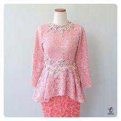 Kebaya Muslim, Kebaya Modern Hijab, Kebaya Hijab, Kebaya Brokat, Batik Kebaya, Kebaya Dress, Batik Dress, Model Rok Kebaya, Hijab Mode Inspiration