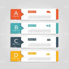 Infographic design template with place for your data. Vector illustration royalty-free infographic design template vector illustration stock vector art & more images of infographic Diagram Design, Chart Design, Free Infographic, Infographic Templates, Infographics Design, Web Design, Vector Design, Powerpoint Design Templates, Grafik Design