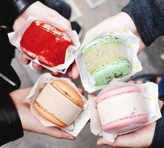 20 Quirky London Desserts - City Cookie