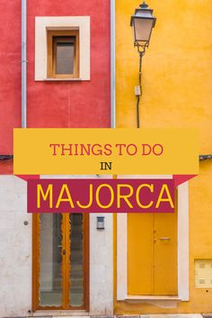Things to do in Majorca, from wine to sailing to historical sites. Find out why we love this Spanish island!