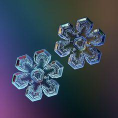 Mirror's edge, snowflake photo collage by Alexey Kljatov - Photo 62764417 / 500px