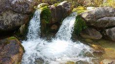 Olympus waterfalls. 6/11/2016