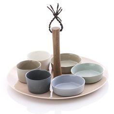 ALiCE Porcelain Tapas Serving Dish