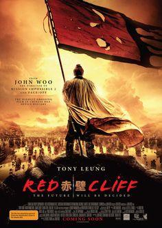 Red Cliff #Mandarin #film #movies