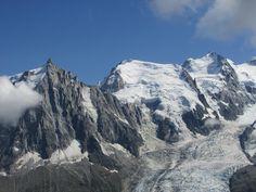 Mont Blanc Francja Mount Everest, Mountains, Nature, Travel, Camargue, Mont Blanc, Naturaleza, Viajes, Destinations