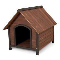 Aspen Pet�Large Cedar Dog House