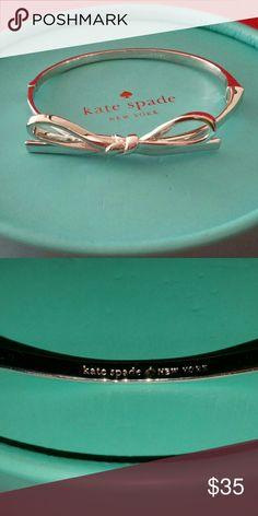 Kate Spade Bow Clasp Bracelet Bow Clasp Bracelet kate spade Jewelry Bracelets