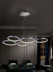 Lámparas con Luz LED : Colección CERES 5 aros