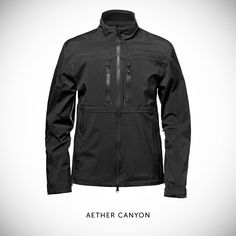 bikeexif.com Aether Apparel Canyon motorcycle jacket $700