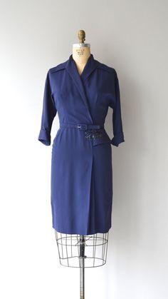 Social Committee dress vintage 1950s dress beaded by DearGolden