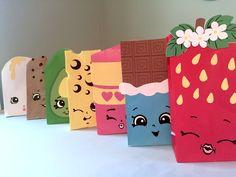 Inspirado en Shopkins imprimibles para regalo por ClearlyCandace