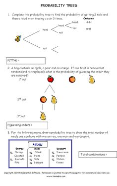 math worksheet : free high school math worksheet from funmaths statistics  : Free Math Worksheets For High School