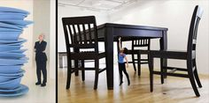 Are you Buying a Home for Your Furniture or . . .