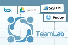 Teamlab Links With Dropbox, Drive, Skydrive And More