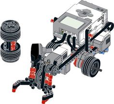 This is the book you need to get started in learning robotics with the LEGO MINDSTORMS EV3 retail set 31313!
