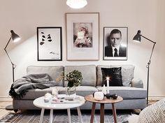 Cozy winter lighting - via Coco Lapine Design