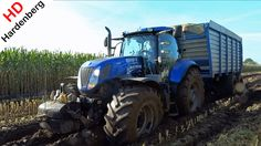 New Holland Blue Power T7070 | T7.270 | T7.210 | Fragments | Great Sound!!