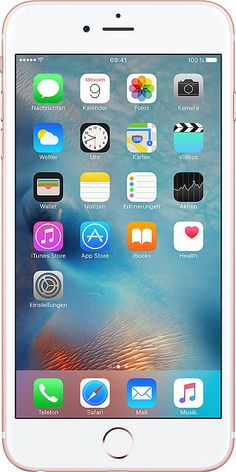 "Apple iPhone 6s Plus 5,5"" 128 GB online kaufen | OTTO"