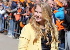 MyRoyals:  King's Day 2017, Tilburg, April 27, 2017-Princess Amalia, Princess of Orange