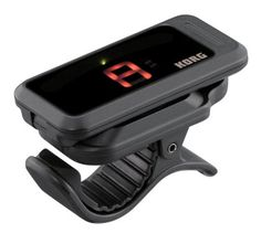 Korg pitchclip Chromatic Clip-On Tuner: Make tuning easy and convenient with this super-accurate Korg clip-on tuner. Its bright display automatically shuts down after a period of inactivity.