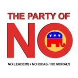 Party of NO.