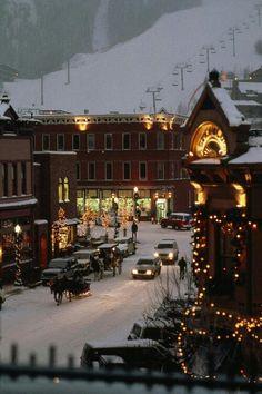 Aspen, Colorado!