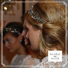 Happy TRES #Bridal Week! We're loving bridal #headpieces! Yay or Nay?