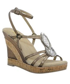 Take a look at this Bronze Siberian Wedge by Very Volatile on #zulily today!