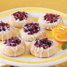 Cranberry Kolaches    http://www.tasteofhome.com/Recipes/Cranberry-Kolaches