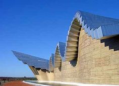 Bodega Ysios, Spain / Santiago Calatrava