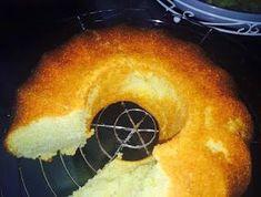 A B C vos IG: Gâteau au yaourt et citron (IG bas)