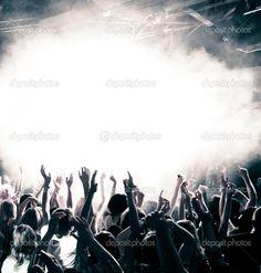 concert crowd - Google Search